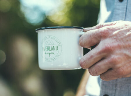 Enamel Mugs 450x330 - Enamel Mug by Overland Empire