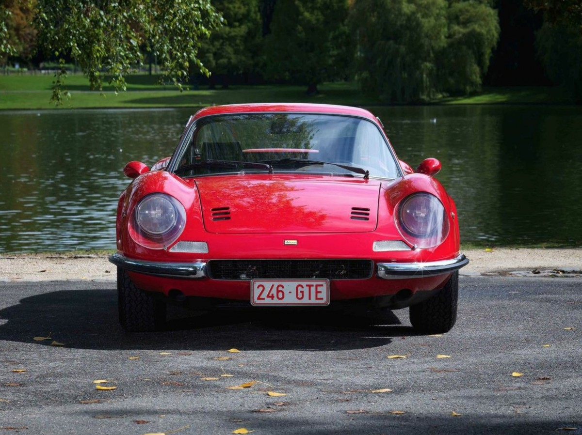 Ferrari Dino Car 5 1200x898 - 1973 Ferrari Dino 246GT