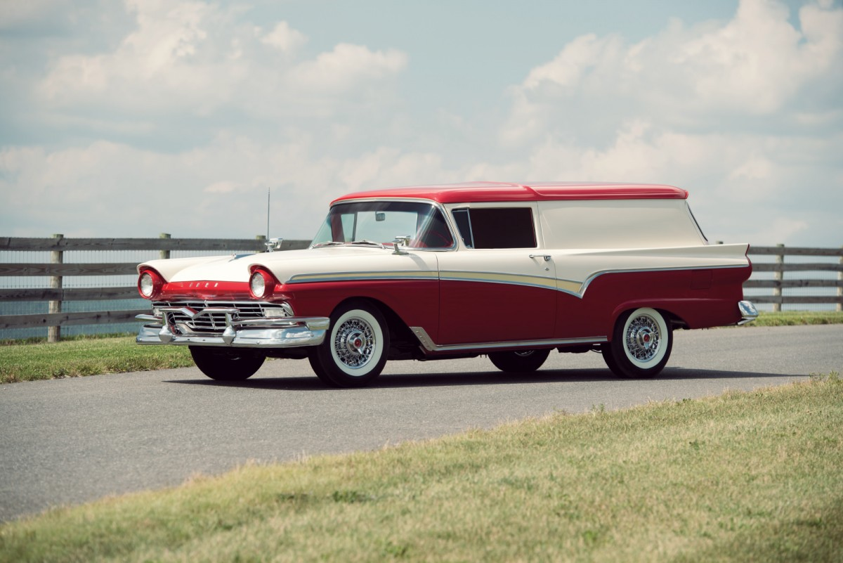 Nada Classic Car Values >> 1957 Ford Courier Sedan Delivery For Sale | Autos Post