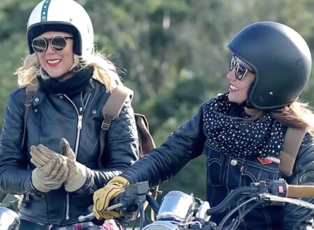 Girls Riding Motorcycles 2
