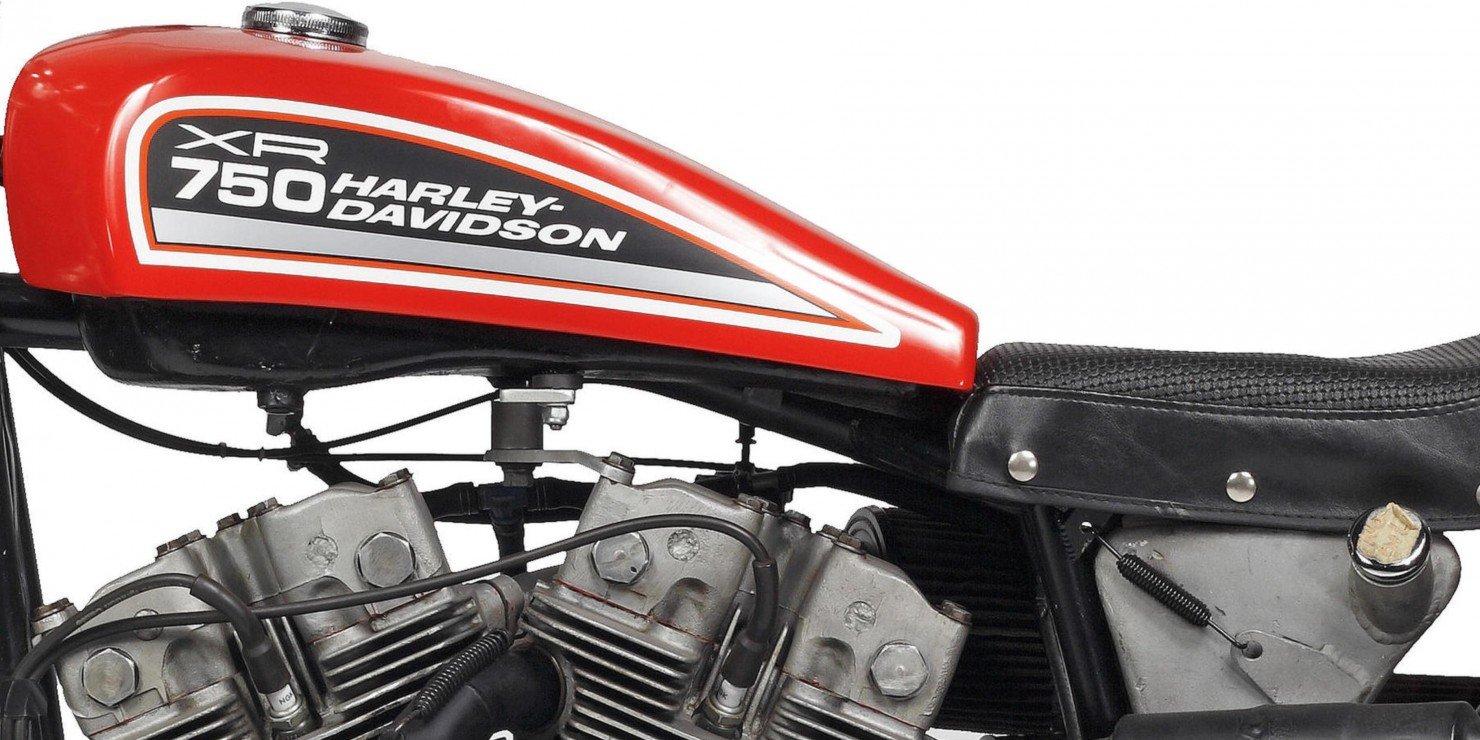 Harley-Davidson XR750 3
