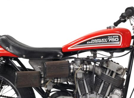 Harley Davidson XR750 5 450x330 - 1972 Harley-Davidson XR750