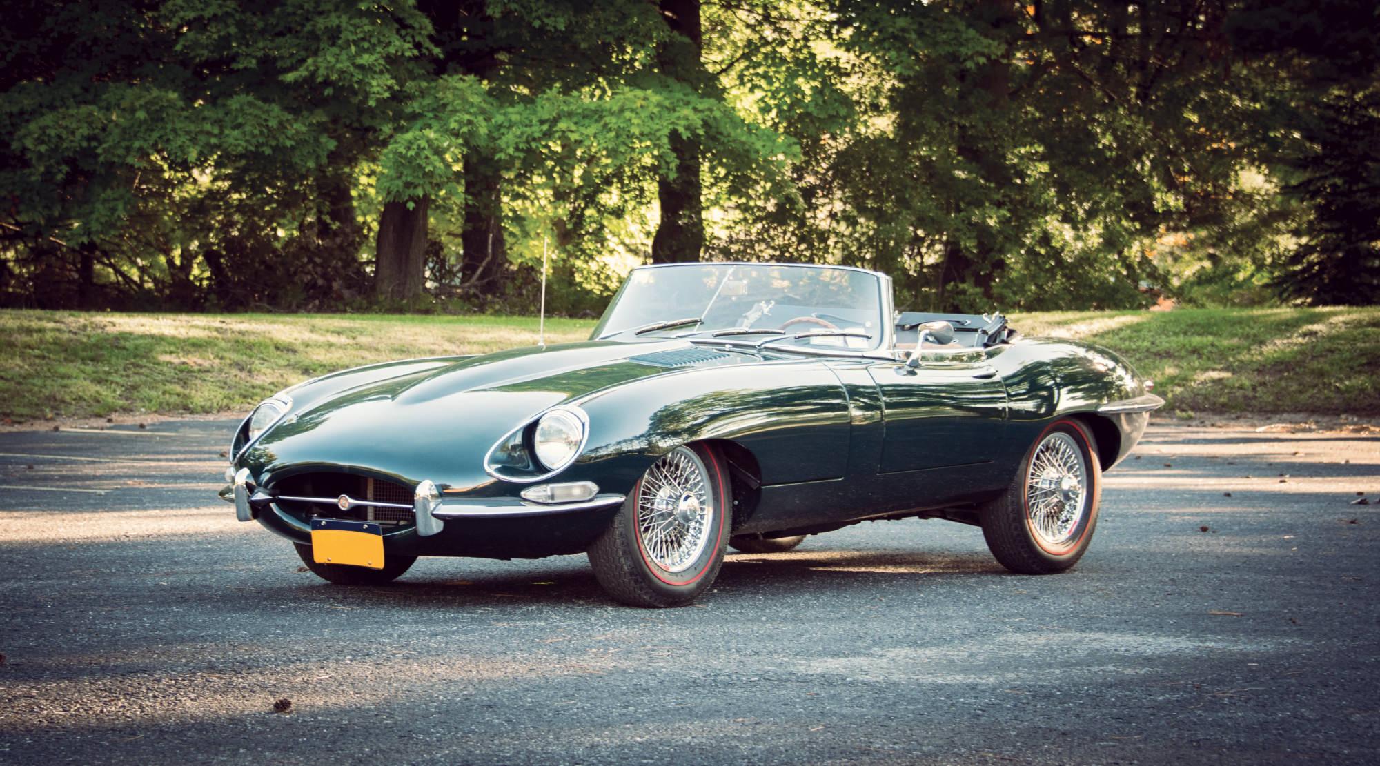 jaguar e type series 1 roadster. Black Bedroom Furniture Sets. Home Design Ideas