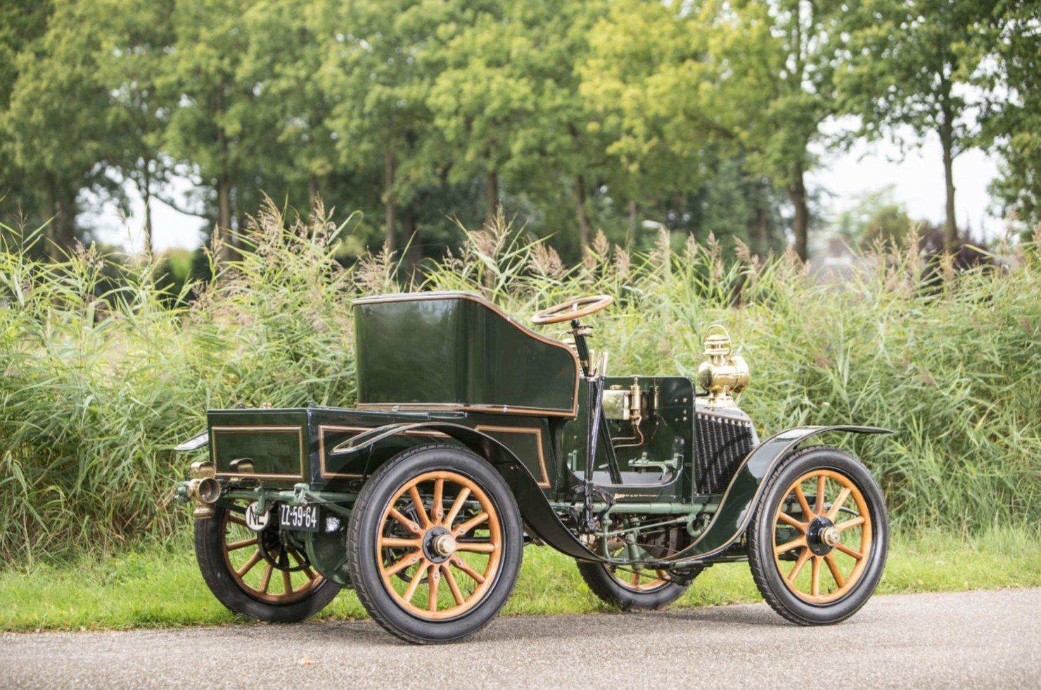 Renault 8HP Type G 5 1480x981 1902 Renault Voiturette