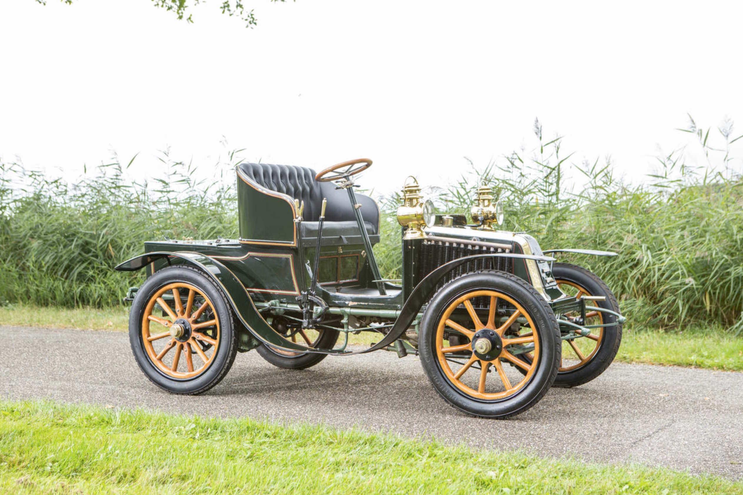 1902 Renault Voiturette