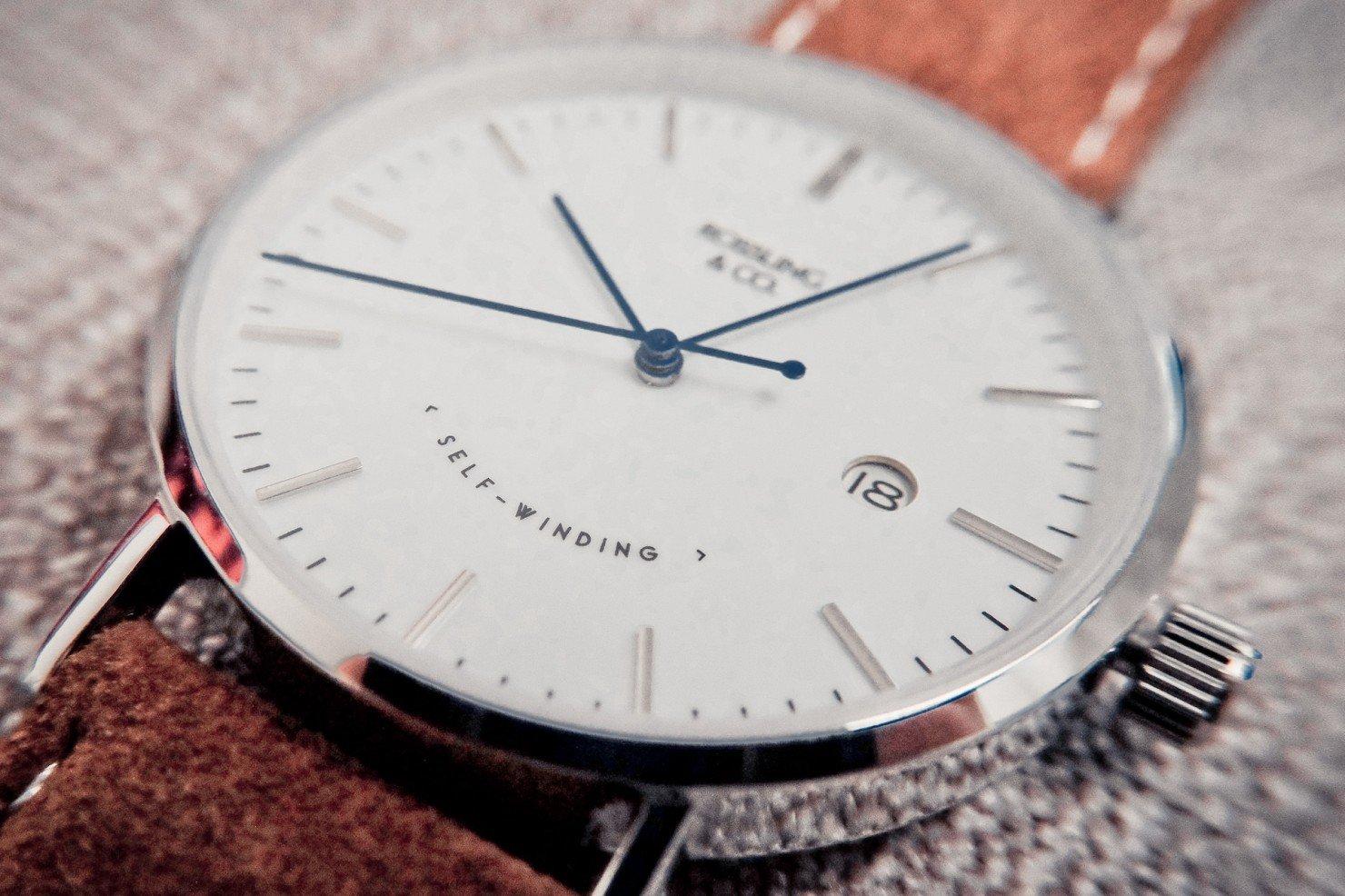 Rossling Automatic Wristwatch