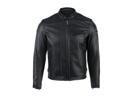 Schott leather 450x330 - Bell X Schott NYC® Café Racer Jacket