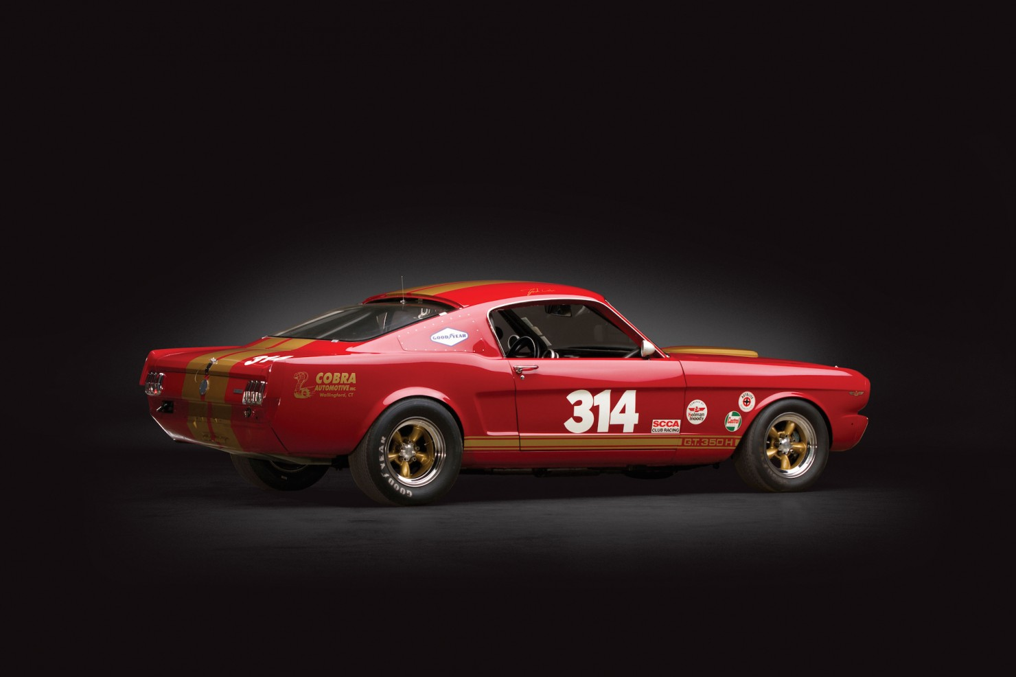 Shelby Mustang GT350 H 1
