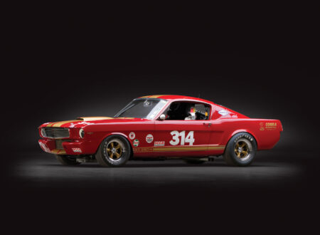 Shelby Mustang GT350 H 450x330 - 1966 Shelby Mustang GT350H Race Car