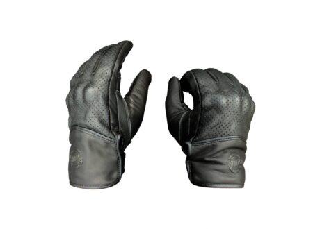 Suus Gloves 1 450x330 - Suus Black Moto Gloves