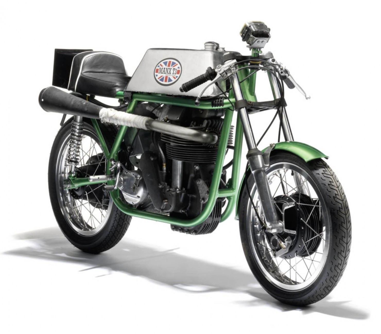 Tickle Manx Motorbike