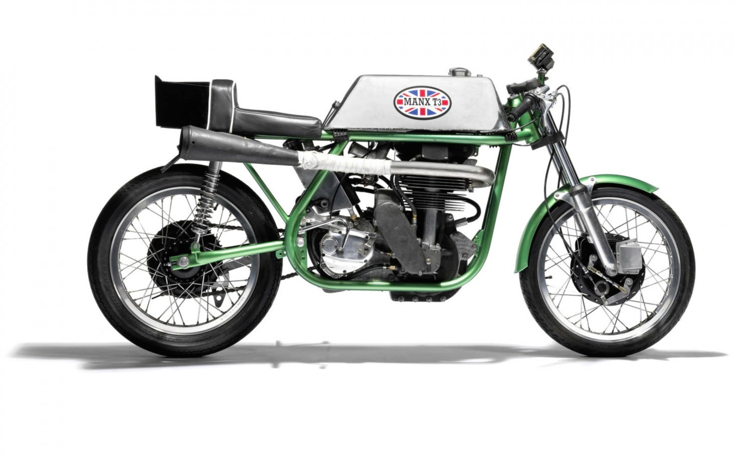 Tickle Manx Motorcycle