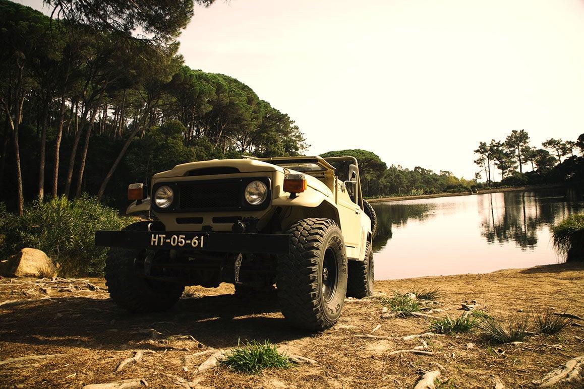 Toyota Land Cruiser Bj40 1973 Ebay 15 14 13 12 11