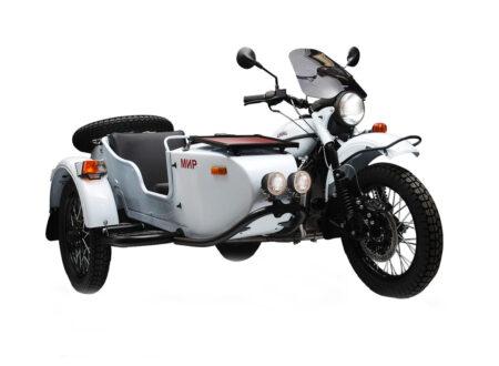 Ural Sidecar Motorcycle 450x330 - 2014 Ural MIR