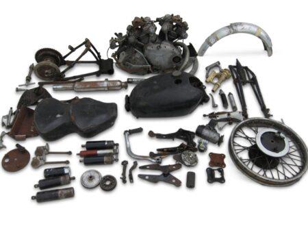 Vincent 998cc Rapide 450x330 - 1947 Vincent Rapide Project Motorcycle