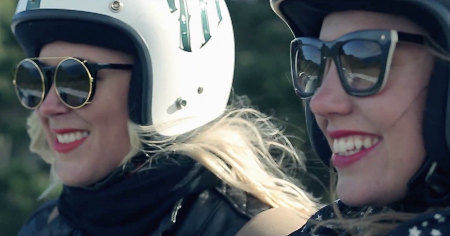 Women Riding Motorcycles 3