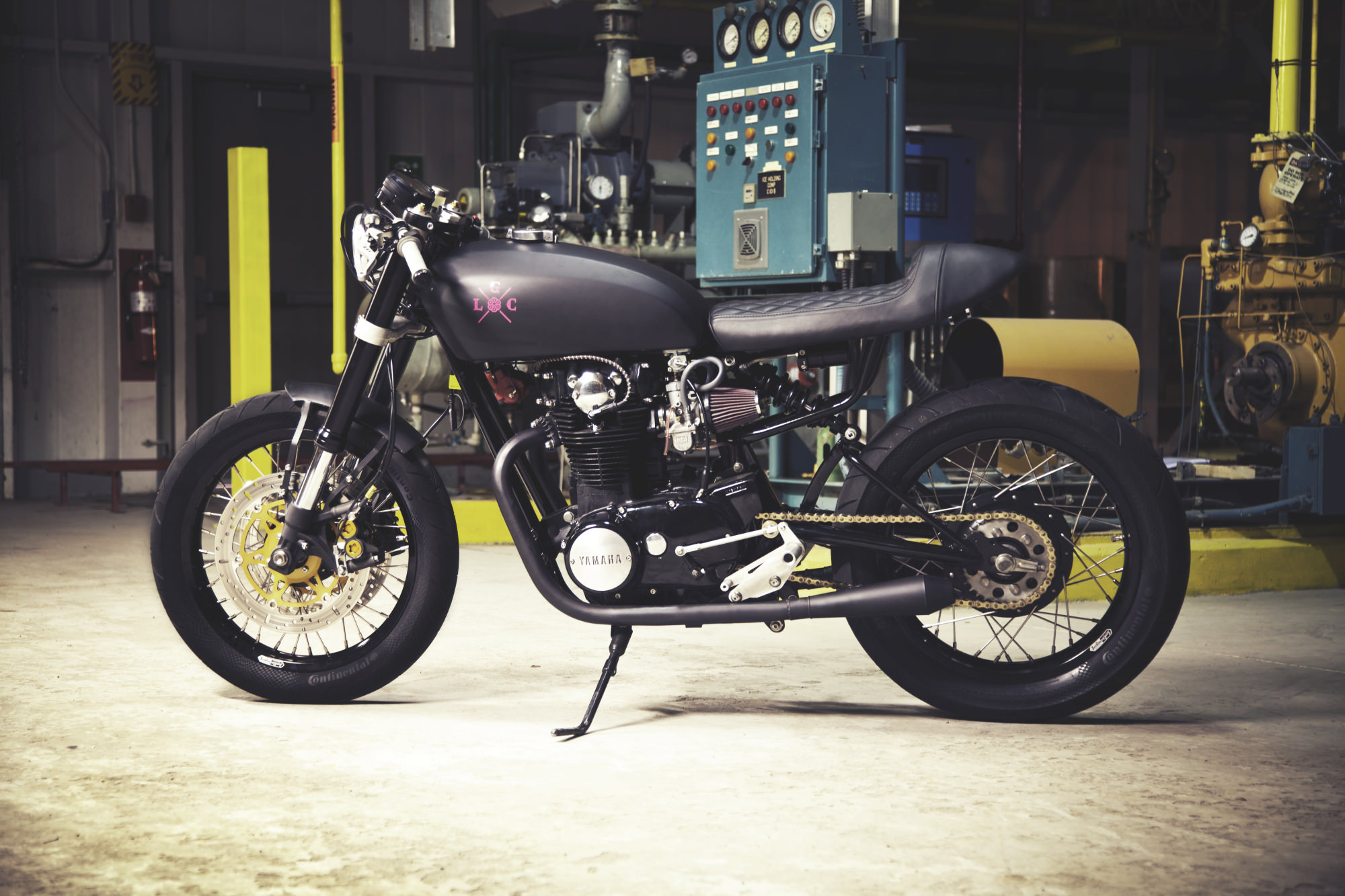 Hondas For Sale >> Kaillie's XS650 by Loaded Gun Customs