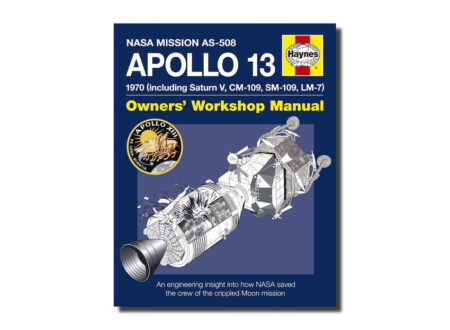 Apollo 13 Owners Workshop Manual 450x330 - Apollo 13 Owners' Workshop Manual