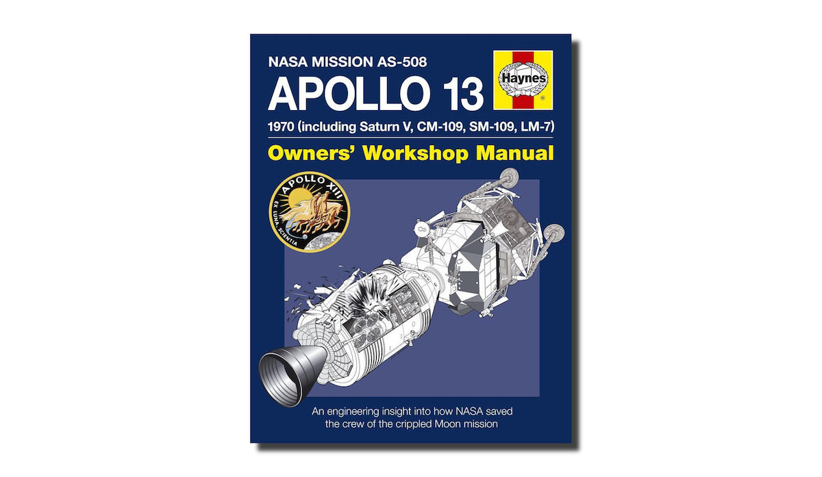 Apollo 13 Owners Workshop Manual - Apollo 13 Owners' Workshop Manual