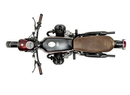 BMW R755 Motorcycle 2 450x330 - BMW R75/5 by Ton-Up Garage
