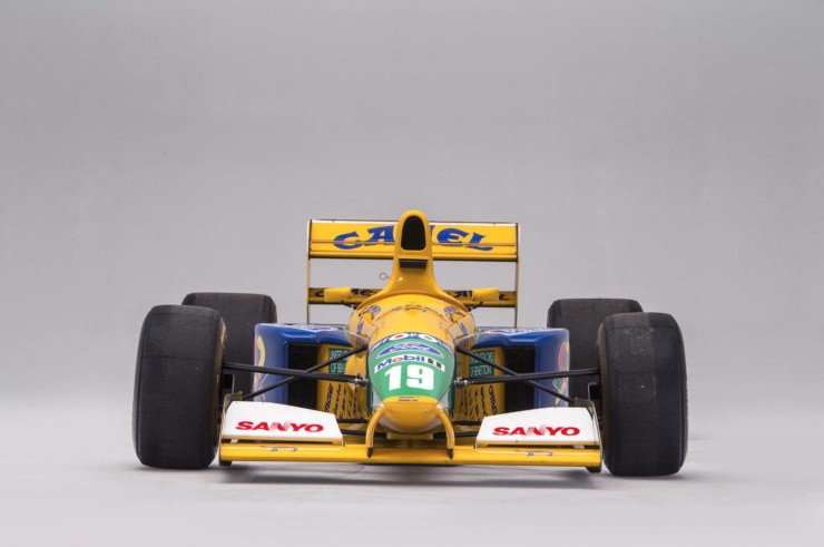 Benetton-Ford Formula 1 Car 11
