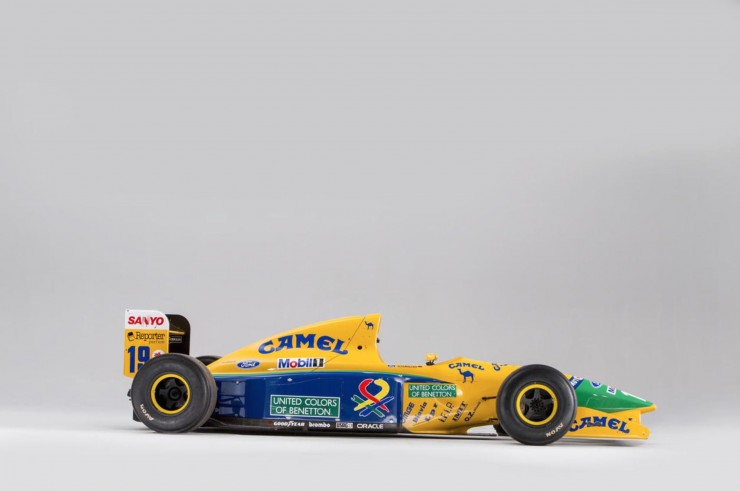 Benetton-Ford Formula 1 Car 12