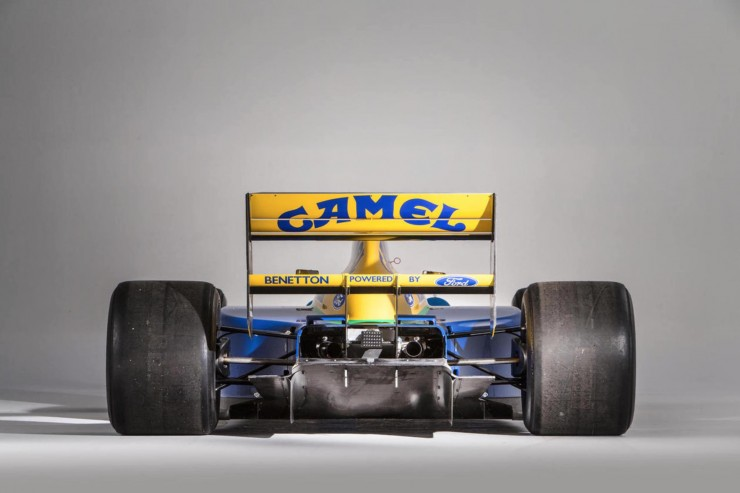 Benetton-Ford Formula 1 Car 2