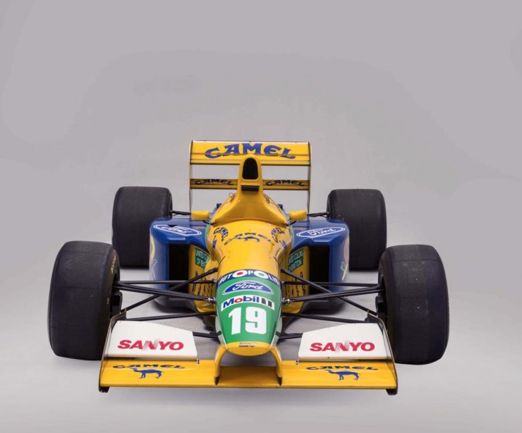 Benetton-Ford Formula 1 Car 6