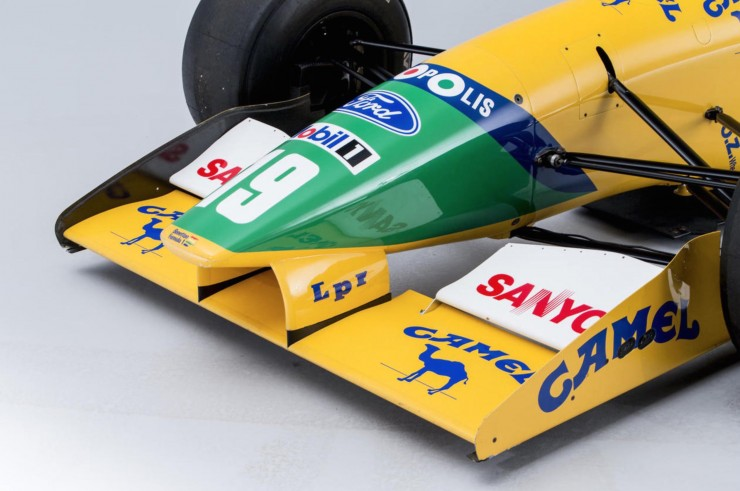 Benetton-Ford Formula 1 Car 7