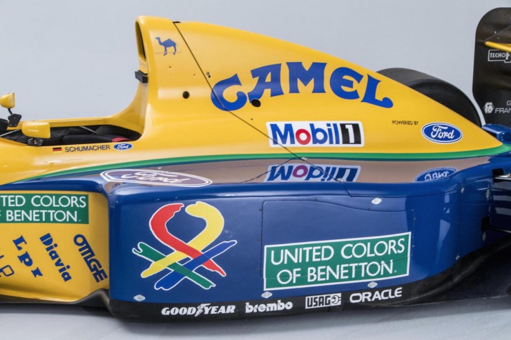 Benetton-Ford Formula 1 Car 9