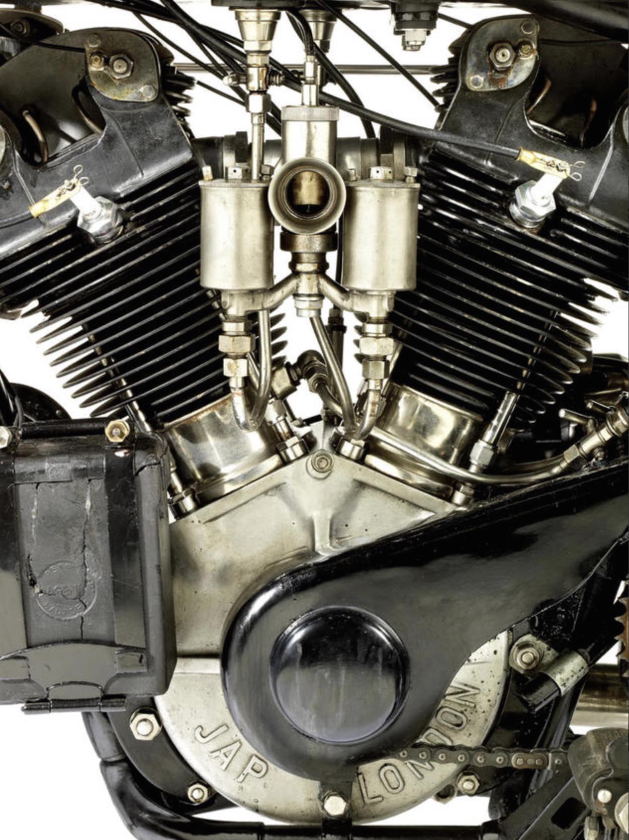 Brough Superior SS100 5