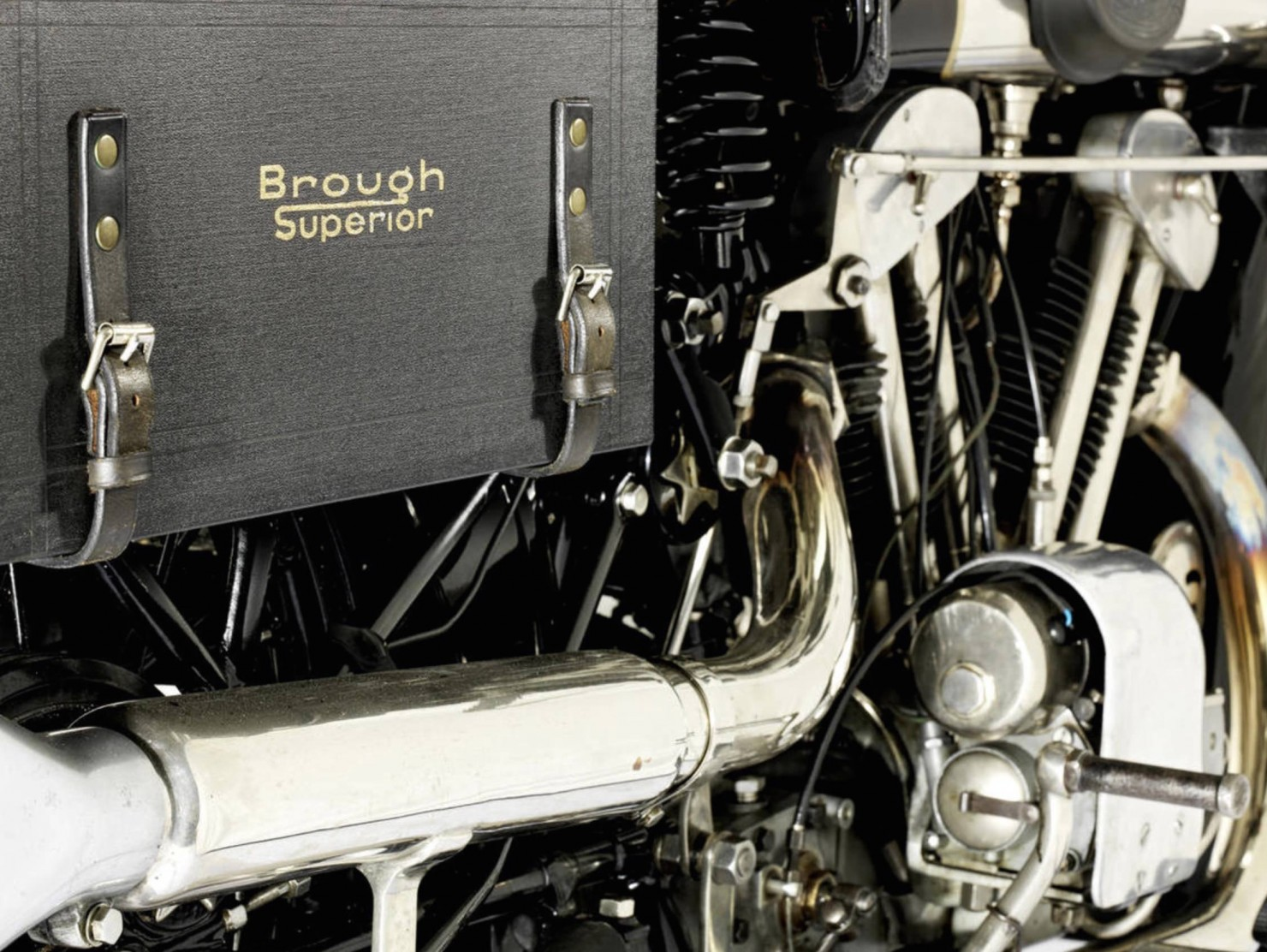 Brough Superior SS100 7