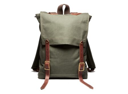 Canvas Backpack 450x330 - Seil Marschall Canoe Pack