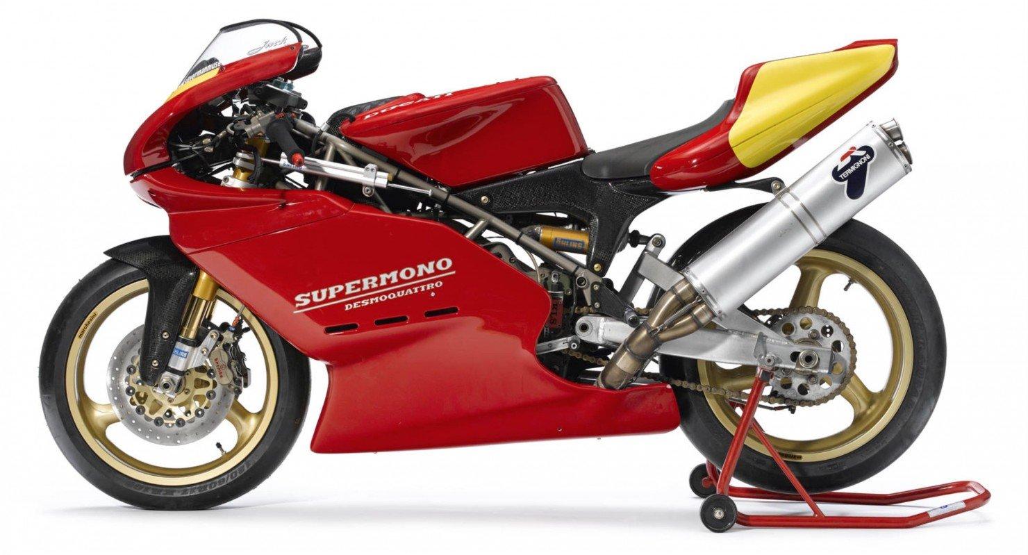 Ducati Supermono 1