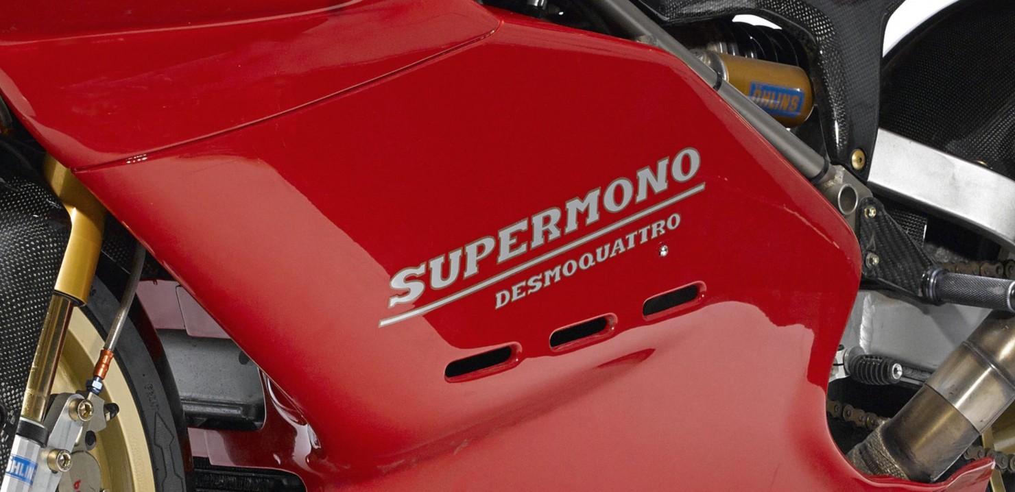 Ducati Supermono 2