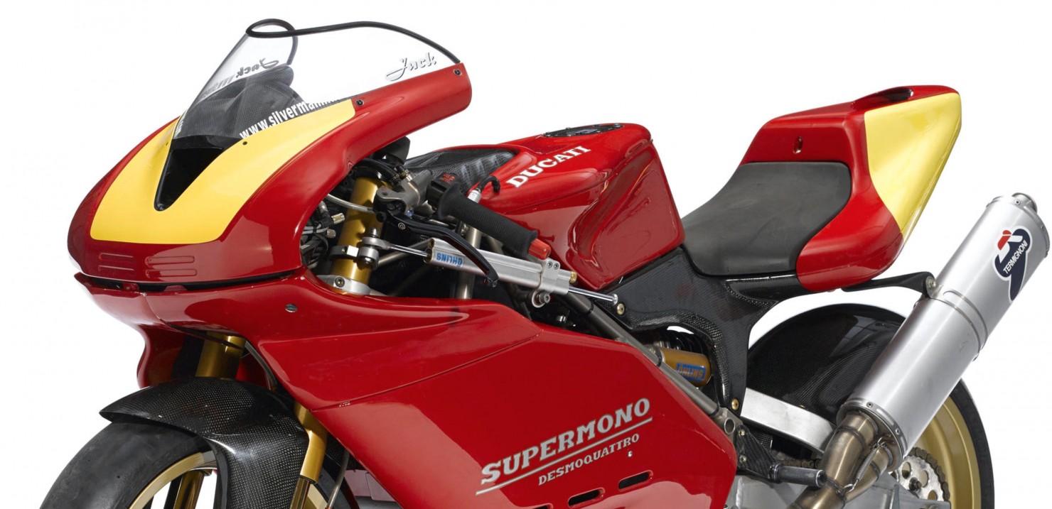 Ducati Supermono 3