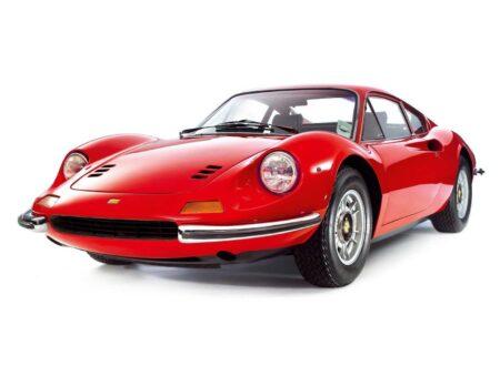 Ferrari Dino 450x330 - Dino 246 GT Wallpaper