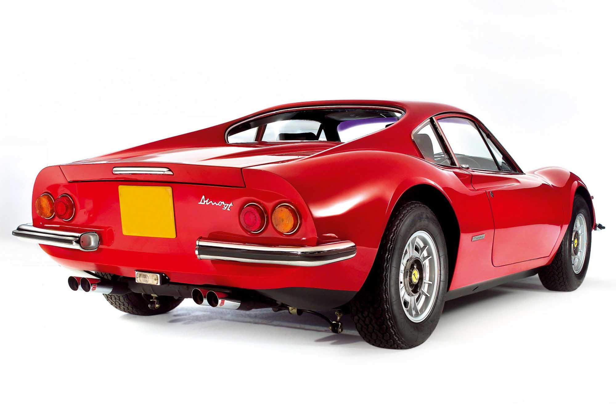 Ferrari Dino Back