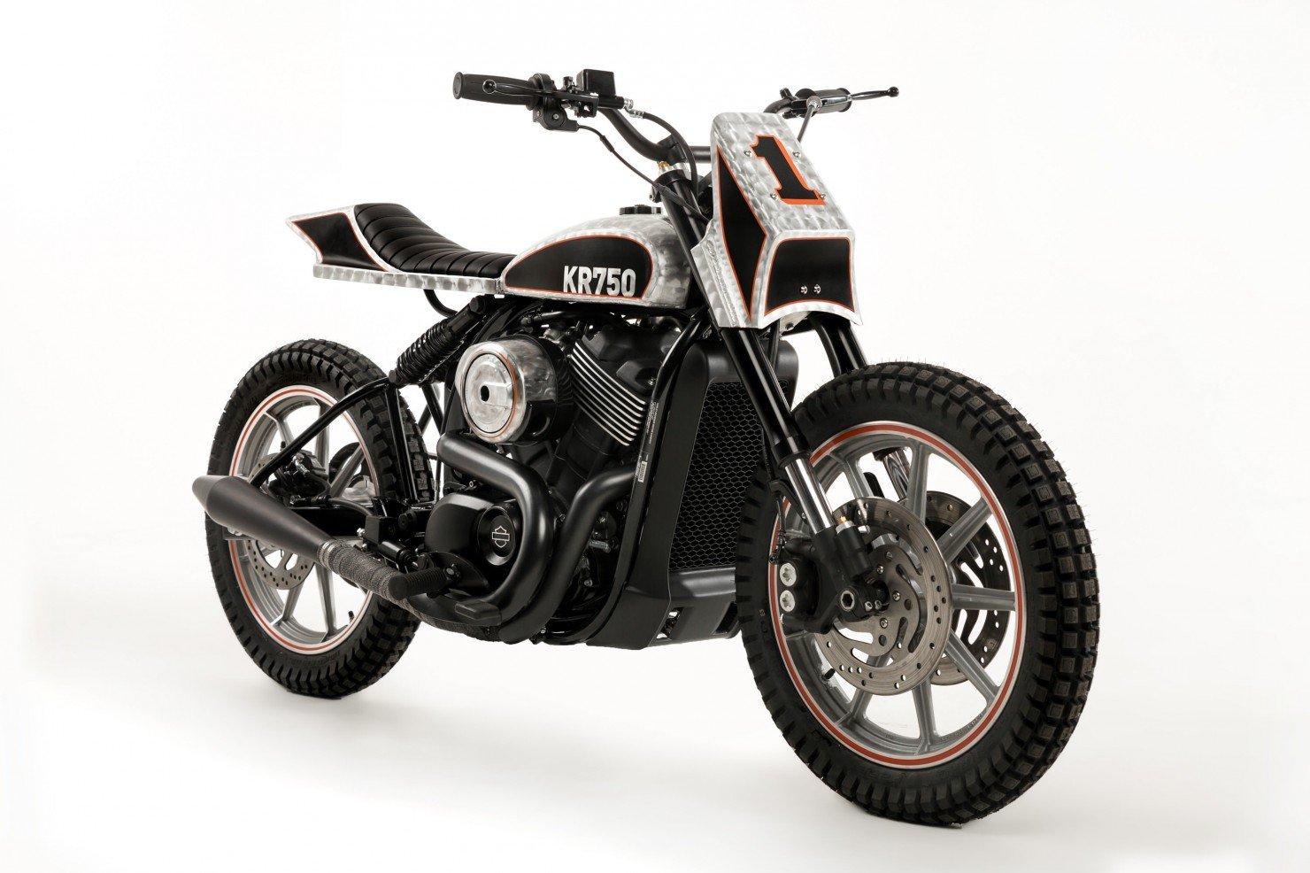 Harley Davidson Street Custom 13 1480x986 Harley Davidson Street 750 Tracker