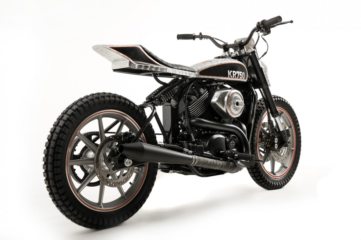 Harley Davidson Street Custom 14 1480x986 Harley Davidson Street 750 Tracker