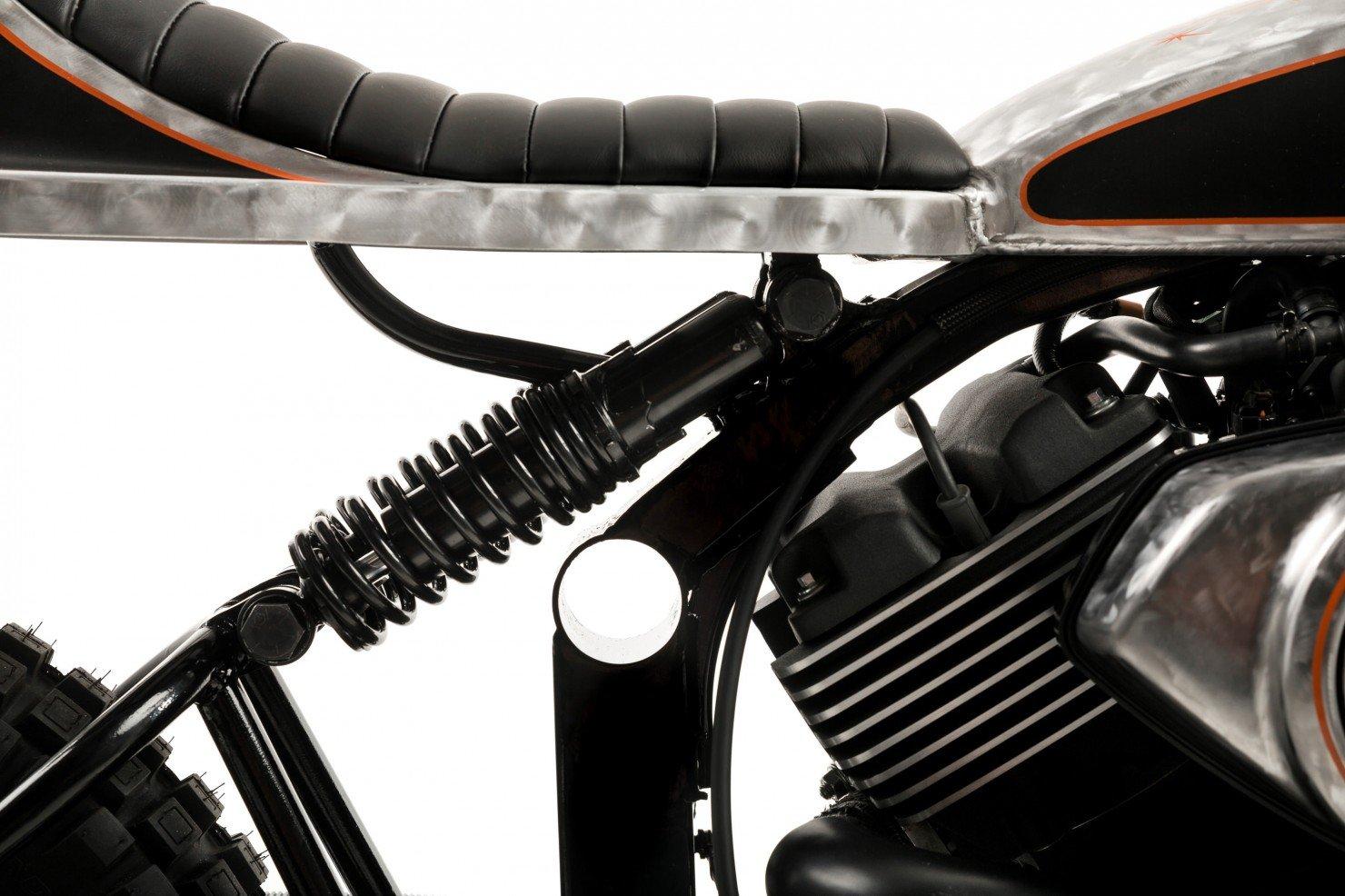 Harley Davidson Street Custom 15 1480x986 Harley Davidson Street 750 Tracker