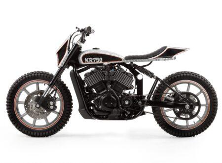 Harley Davidson Street Custom 16 450x330 - Harley-Davidson Street 750 Tracker