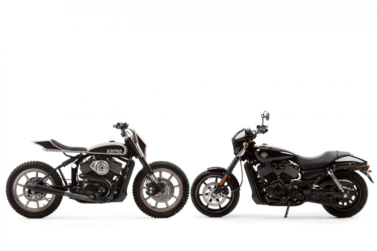 Harley Davidson Street Custom 5 1480x986 Harley Davidson Street 750 Tracker