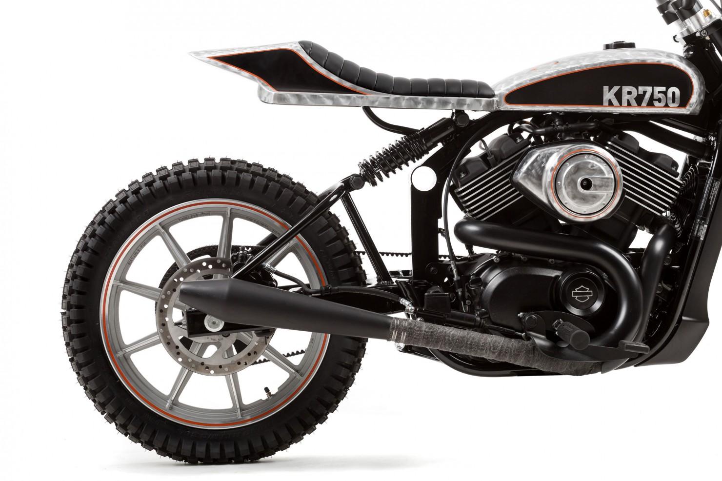 Harley Davidson Street Custom 9 1480x986 Harley Davidson Street 750 Tracker