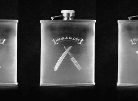 Hip Flasks 450x330 - Hip Flasks by Iron & Glory