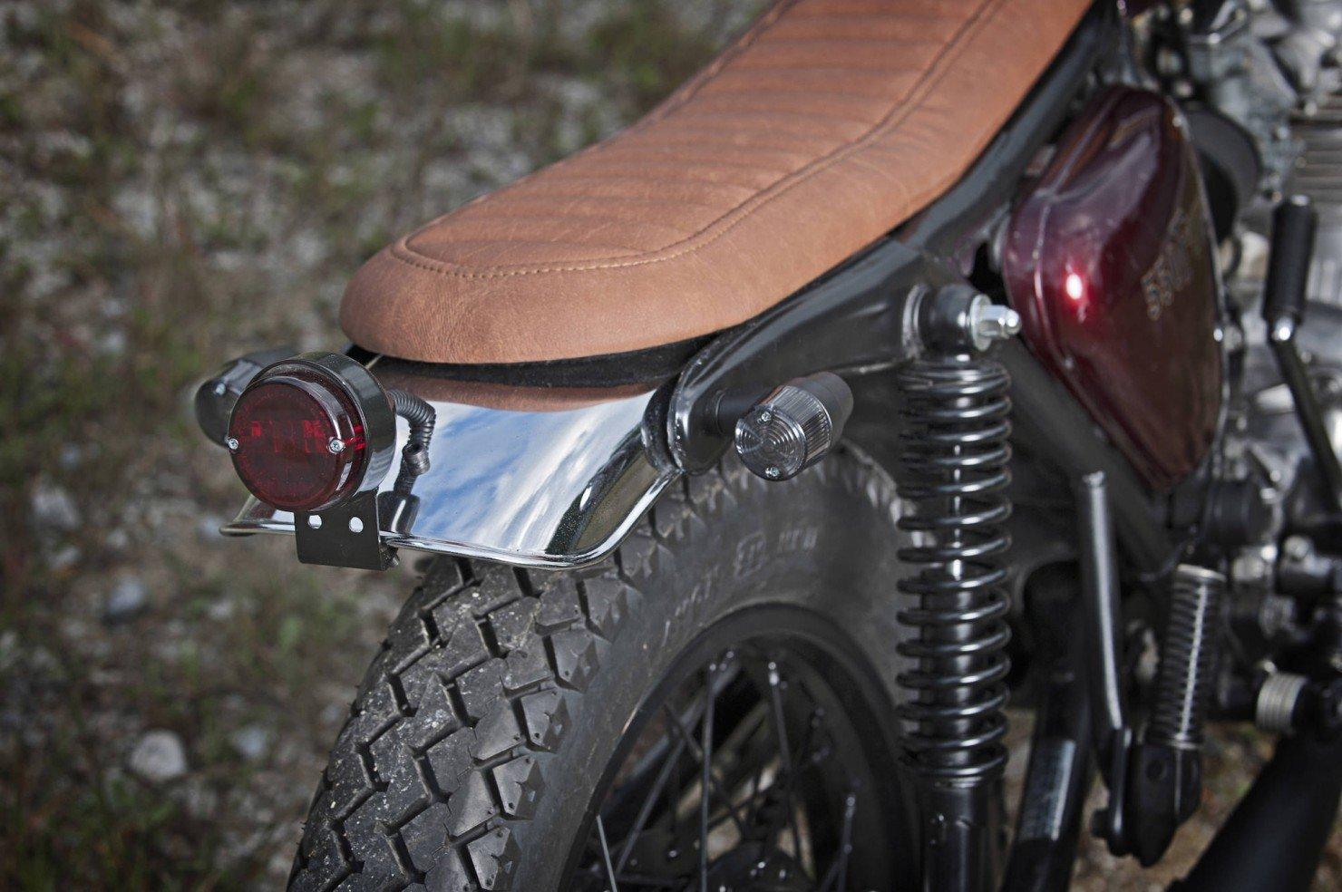 Honda CB550F 2