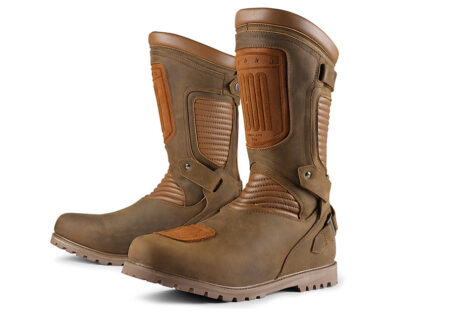 Icon 1000 Prep Motorcycle Boot 450x330