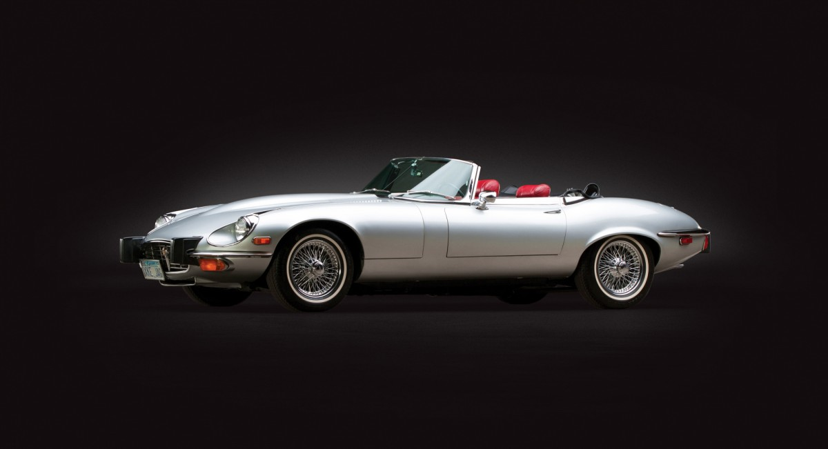 Jaguar E Type V12 1 e1415169548994 1200x651 - Jaguar E-Type Series III V-12 Roadster