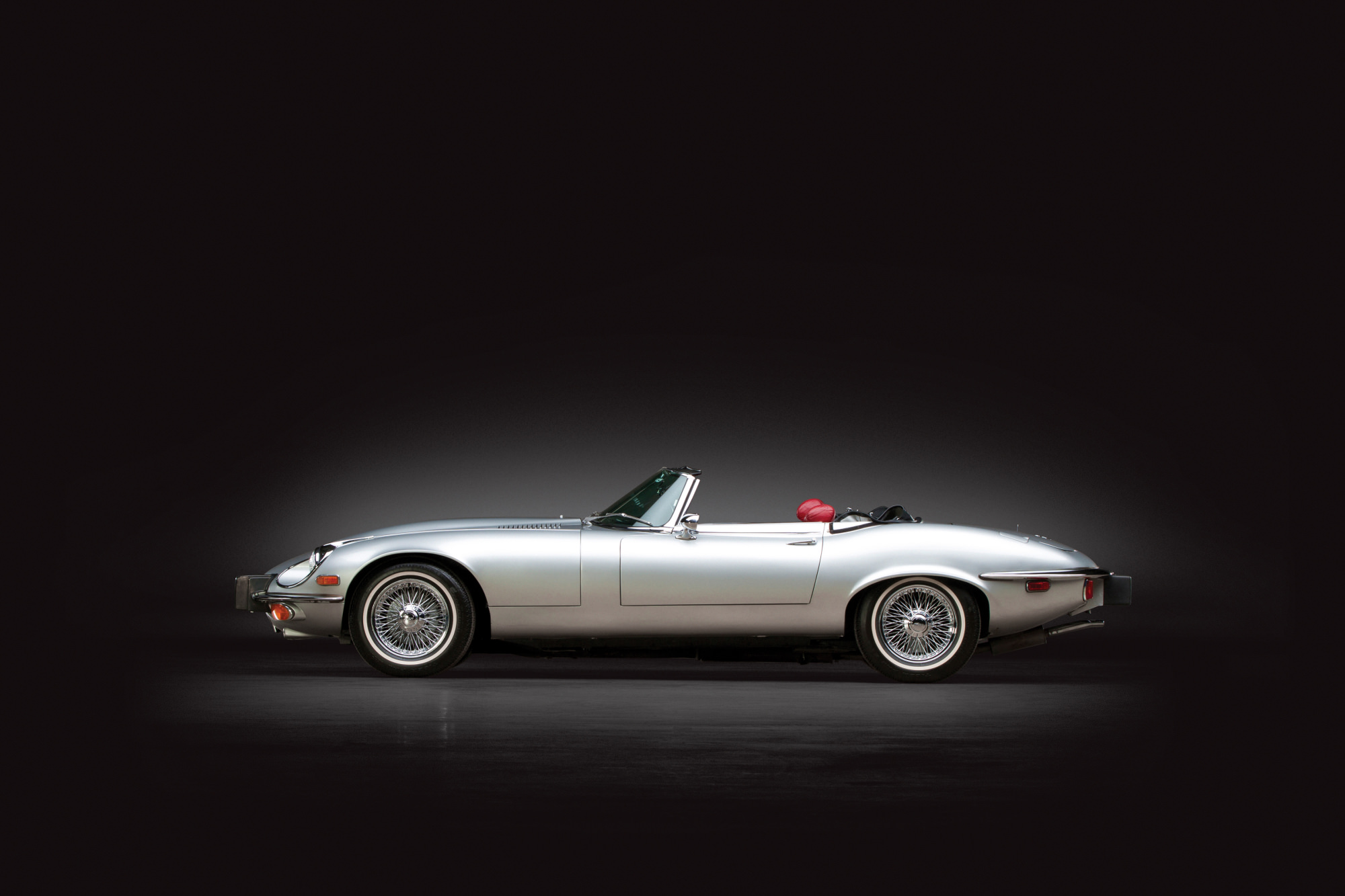 jaguar e type series iii v 12 roadster. Black Bedroom Furniture Sets. Home Design Ideas