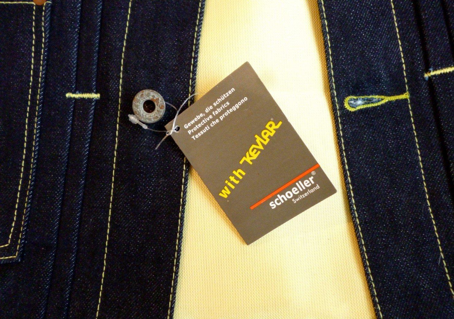 Kevlar Denim Jacket 1